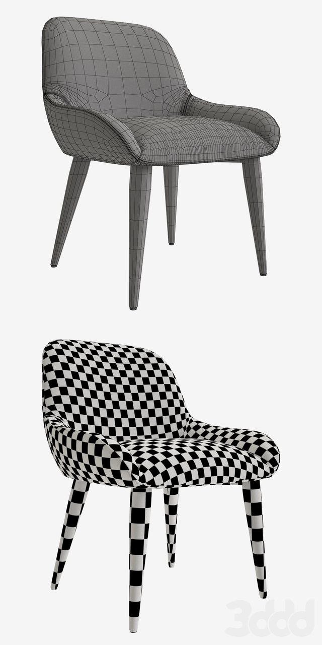Кресло_Armchair DENY_DeepHouse_art_51392