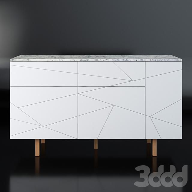 Bolia Save Sideboard Medium
