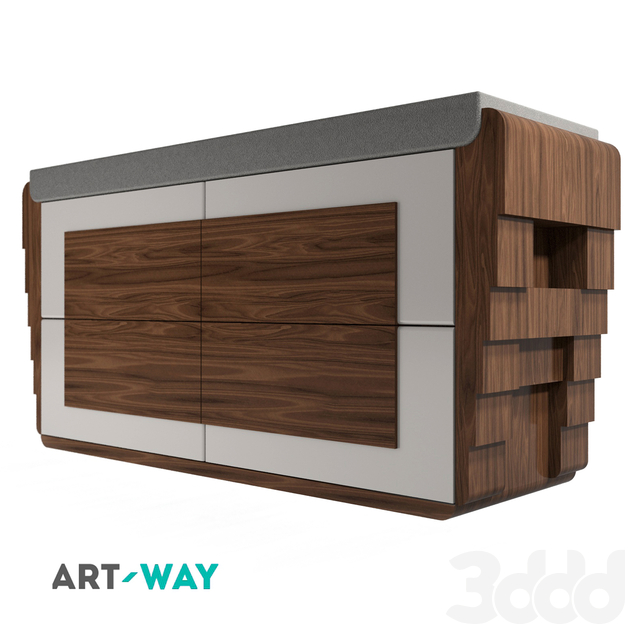"Art Way - Комод ""Тиауанако"""