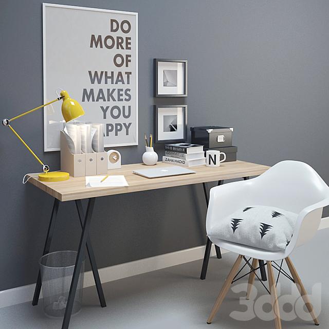 Desk & Decor
