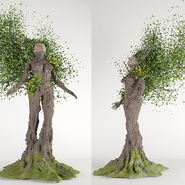 Девушка модель дерево работ работа в балаково для девушек