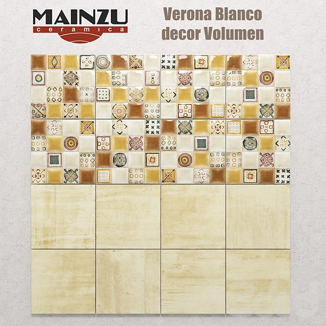 Mainzu Verona Blanco and Volumen Beige