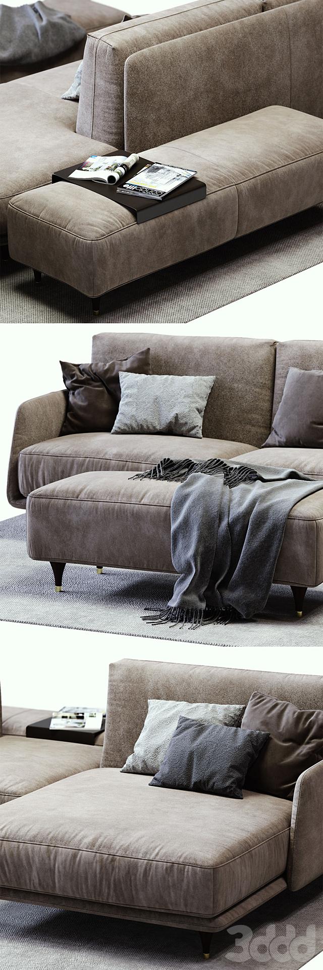 Ditre Italia ELLIOT Sofa