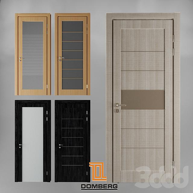 Двери Dommerg коллекция Горизонталь