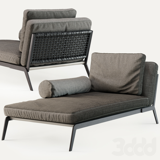 Camerich LA Arc Lounge Chair