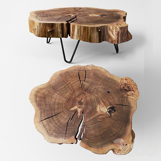 столик из карагача