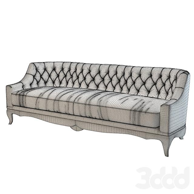 Opera Contemporary Margherita Classic Sofa