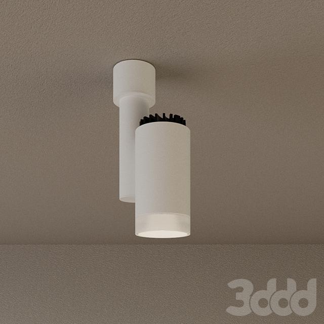 """Накладной светильник DP-023G60 """"Matt around"""""""