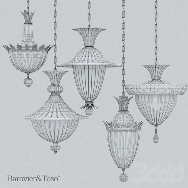 Barovier&Toso, Fanali Veneziani
