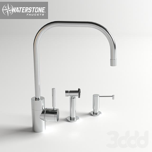 Waterstone Fulton Kitchen Faucet Model #3825-2