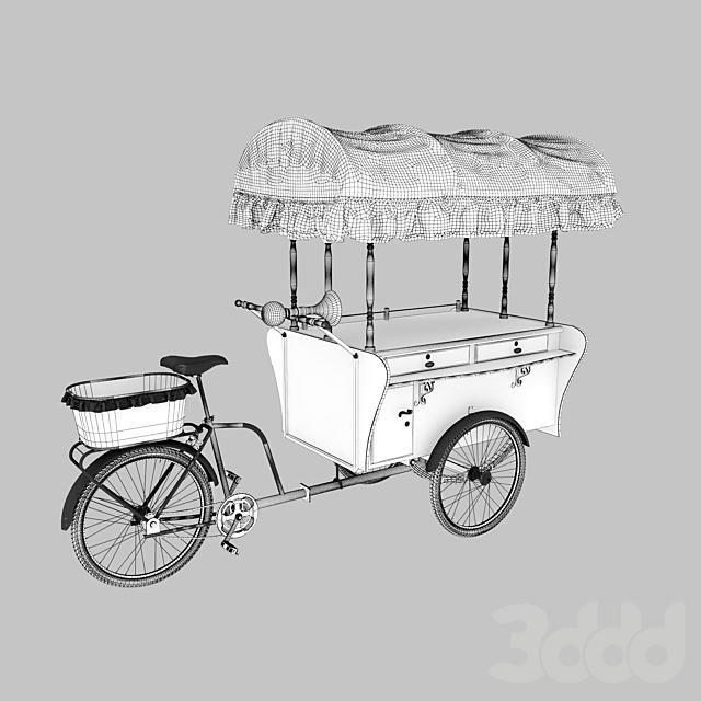 Велотележка VELOPOINT PARIS