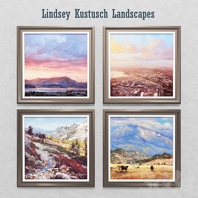 Lindsey Kustusch Landscape & City Streets