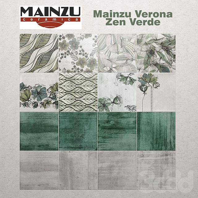 Mainzu Verona Zen Verde