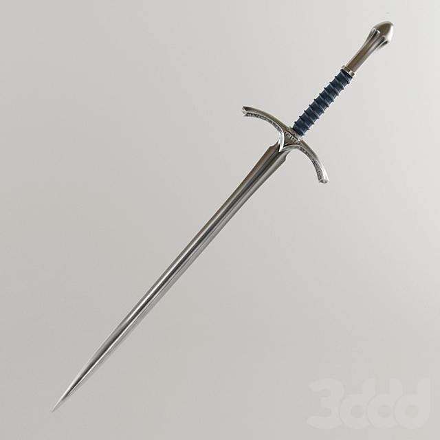 Гламдринг - меч Гендальфа Серого