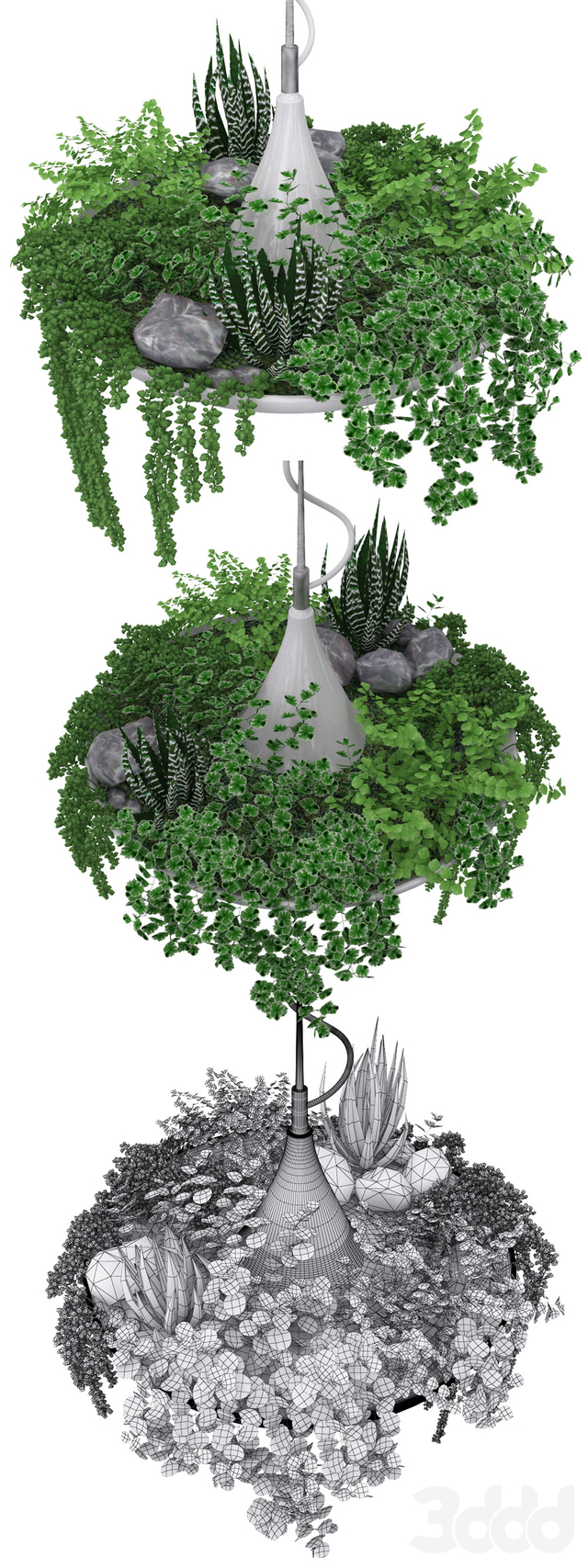 Babylon Plantable Lamp vol.3