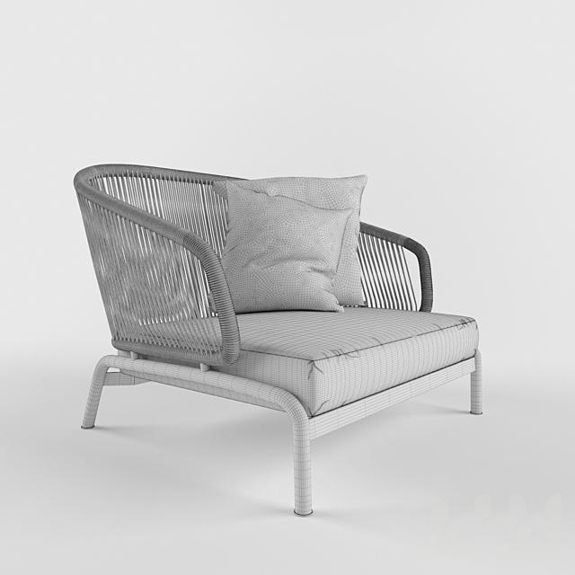 RODA Spool Sofa