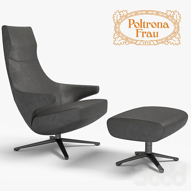Кресло Poltrona Frau Jay