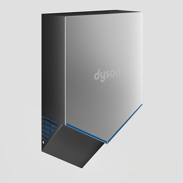 Dyson airblade 3d model какие фильтры у пылесоса дайсон