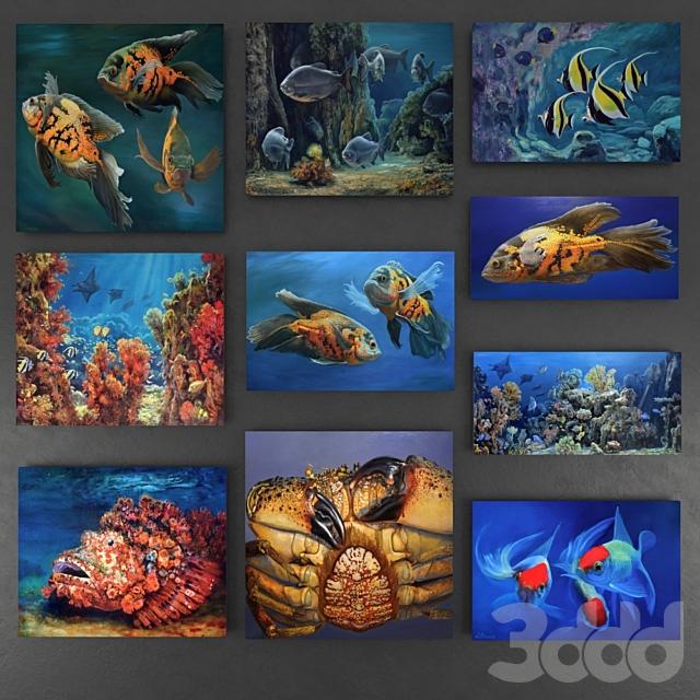 Рыбы часть 1