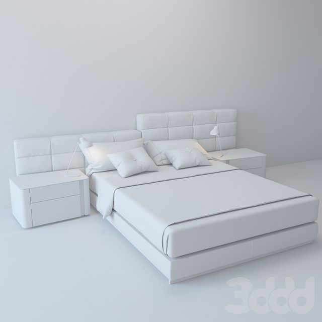 кровать Lawrence bed
