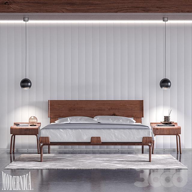 Case Study Alpine Bed set