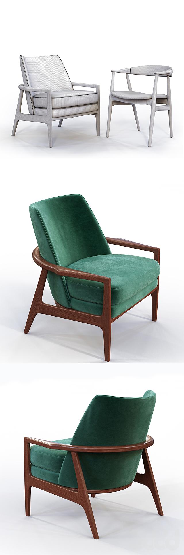 Vintage armchair 1960s