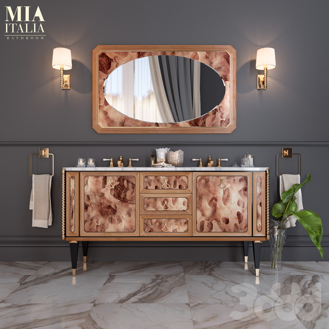 MiaItalia Petit 08 + decor