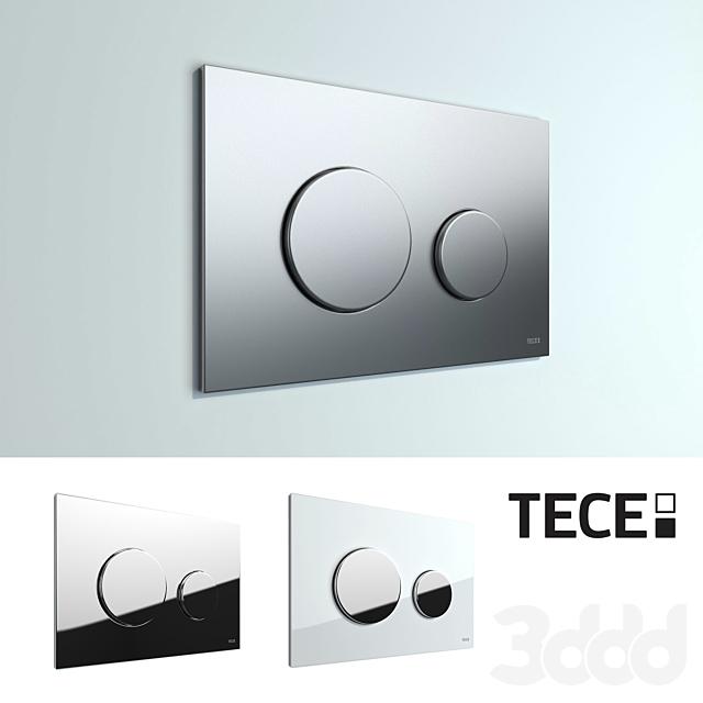 Панели смыва TECE loop plastic