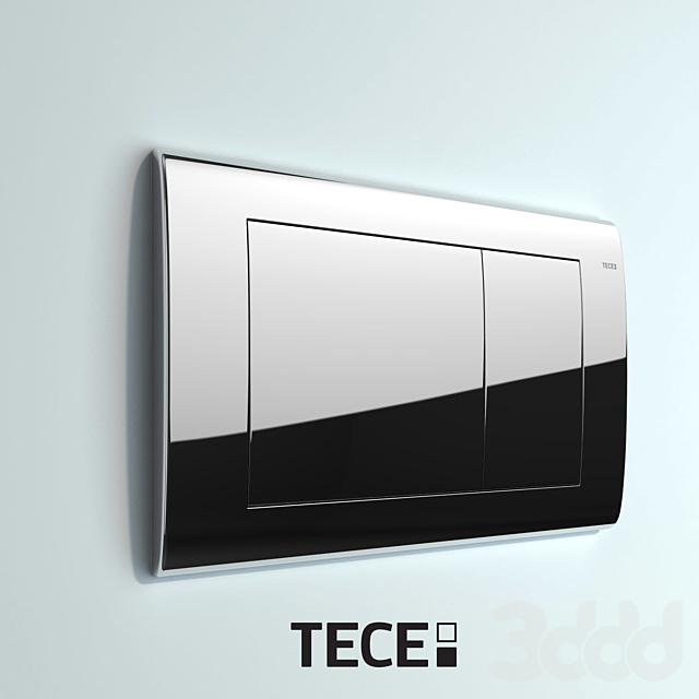 Панель смыва TECE planus