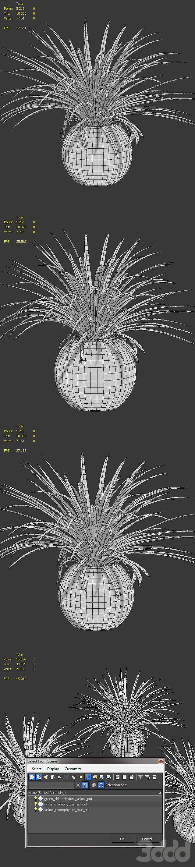 Home plant v3_6 (Realistic)