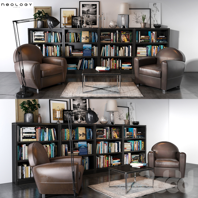Neology Livingroom set 02