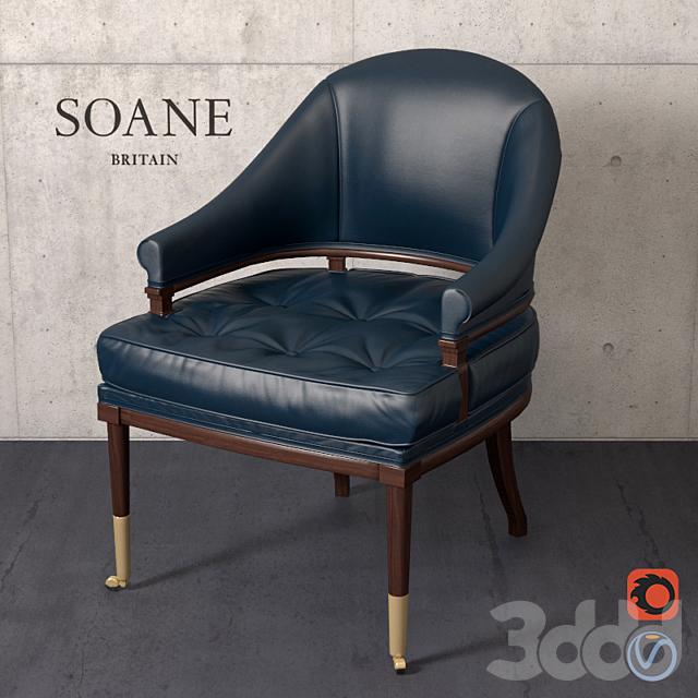 Soane Britain - The Eldon Chair