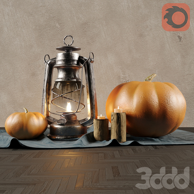 Decor set halloween