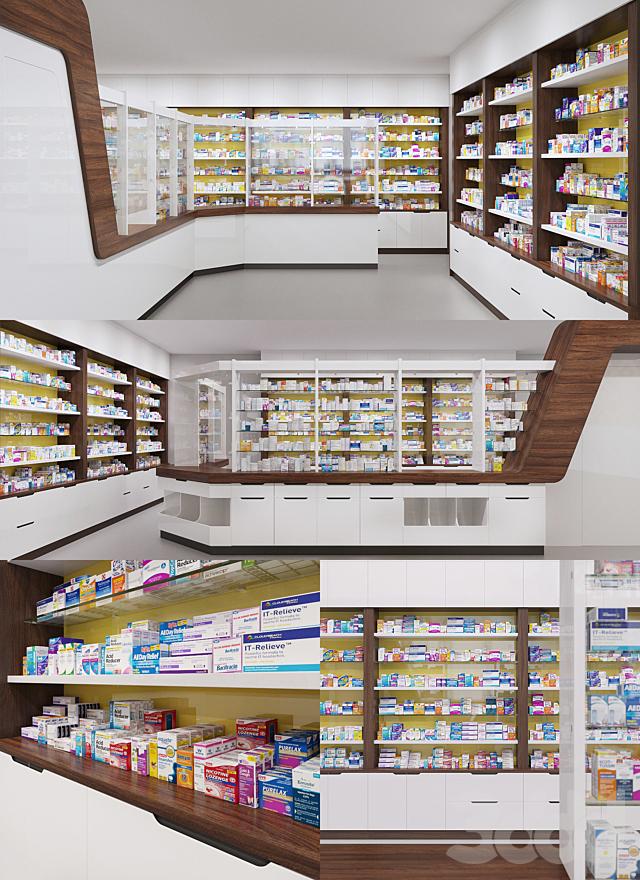 Лекарственные препараты для аптек