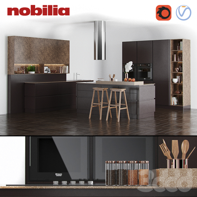 TOUCH 340 от NOBILIA
