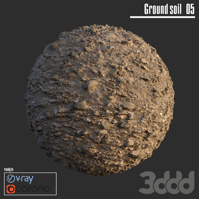 Ground soil_05