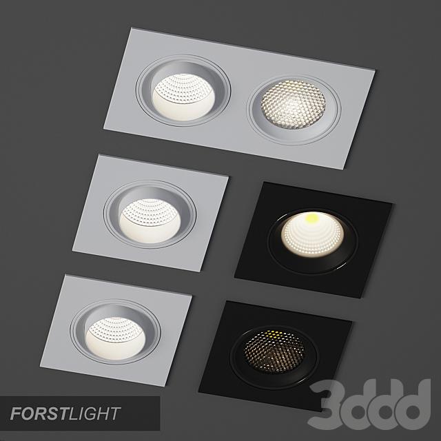 Встроенный Светильник Forstlight MODULAR