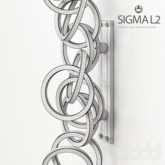 Дверная ручка Item MA.7 Maniglia Handle Sigma l2