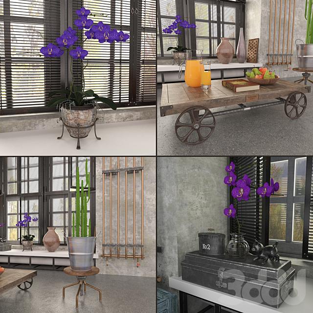 Decorative set Loft_03