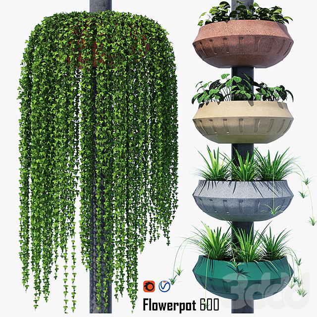 Flowerpot 600