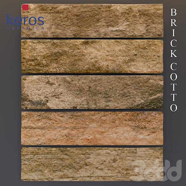 Keros Brick Cotto