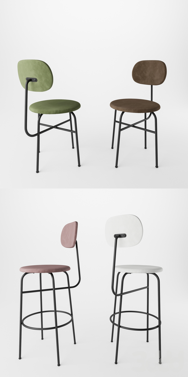 Afteroom Chair Plus Collection by MENU