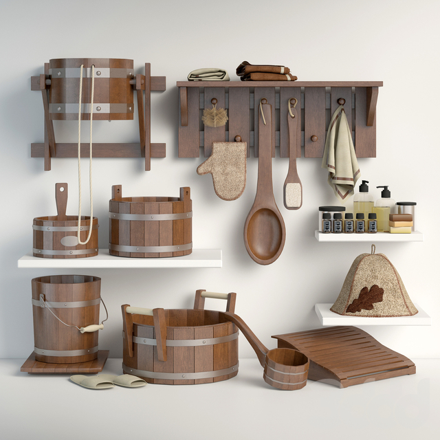 Set for sauna_02