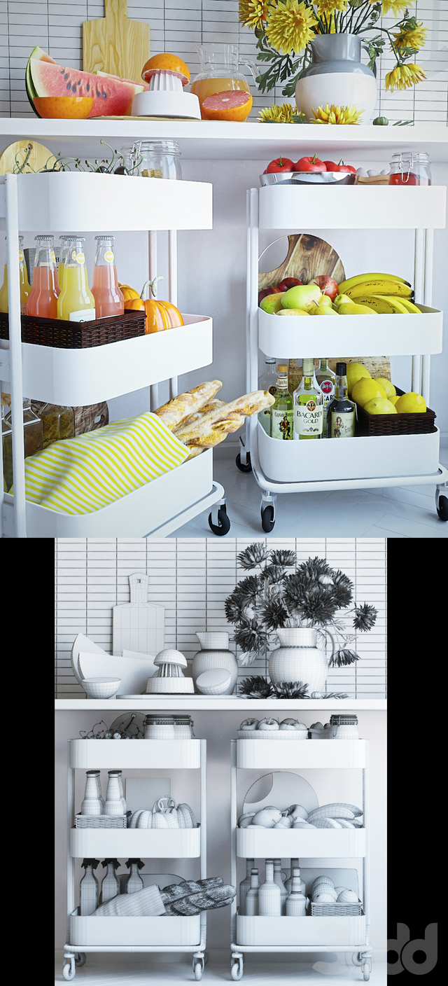 Kitchen Decor Set 3