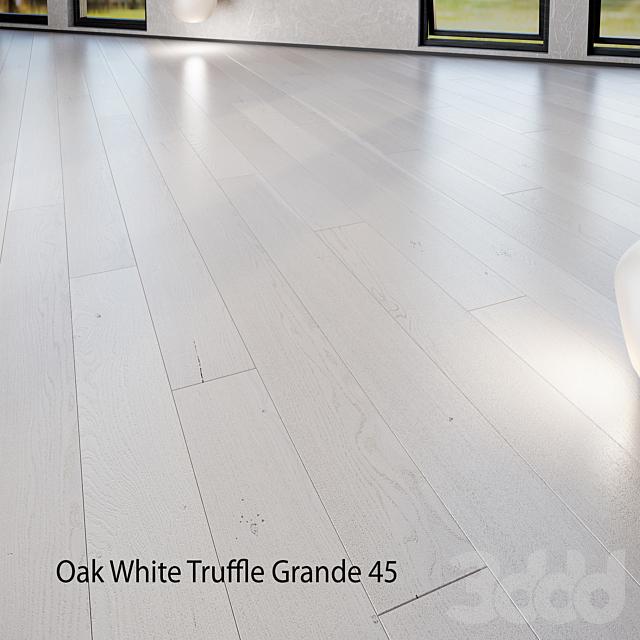 Barlinek Floorboard - Pure Line - Oak White Truffle Grande