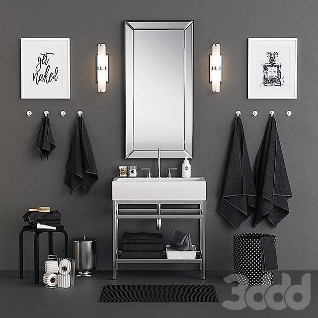 Mason Bathroom Set