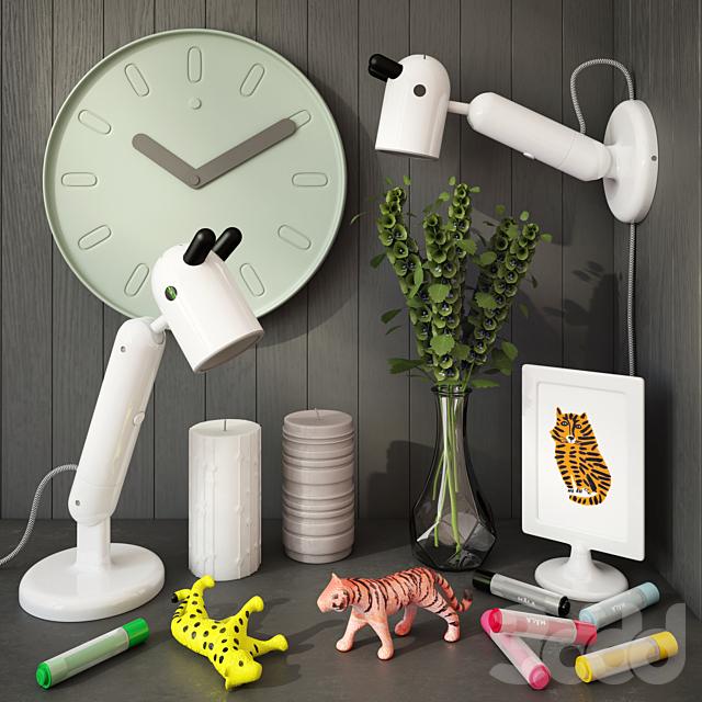 Ikea decoration set 2