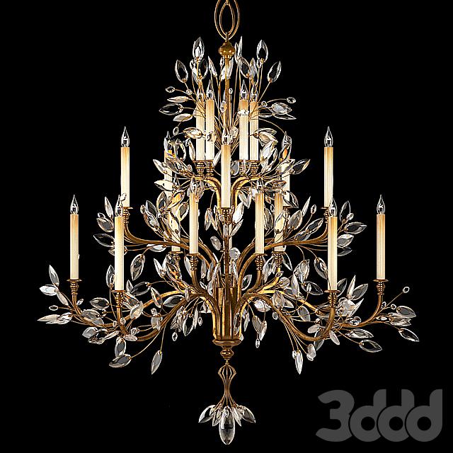 Fine Art Lamps Crystal Laurel 774540
