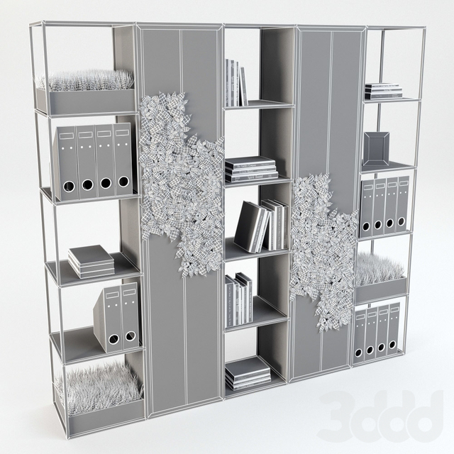 Fito Shelf 3 Office