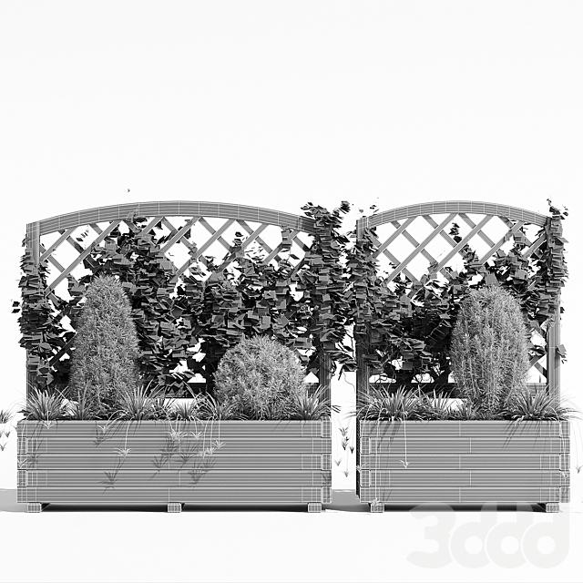 Toulouse planter